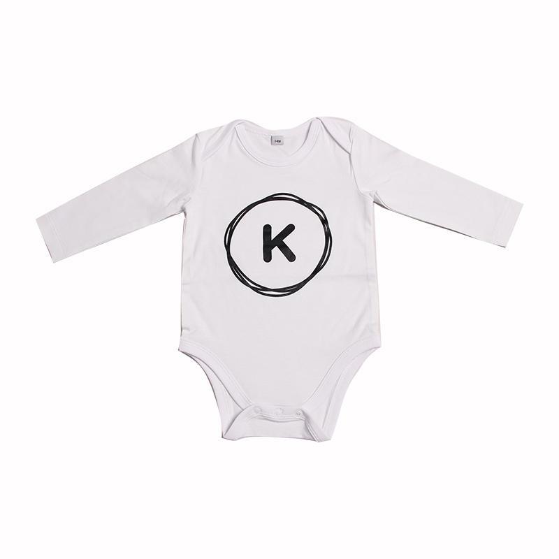 Long sleeves newborn baby boy clothes