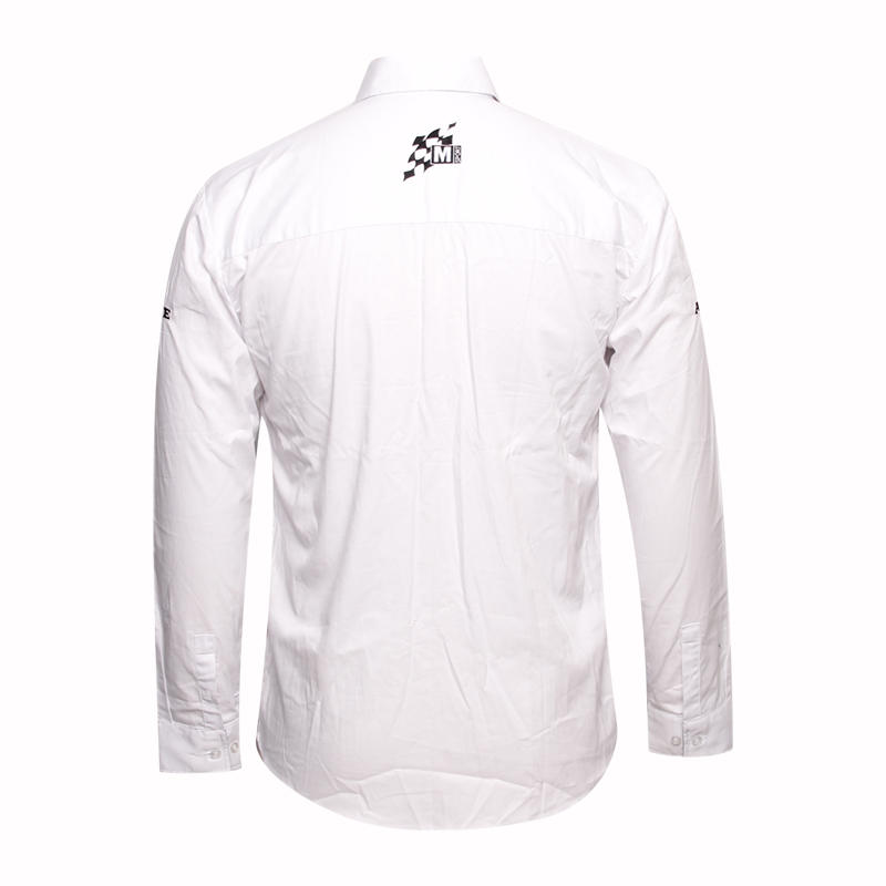 office shirt high quality long sleeve custom
