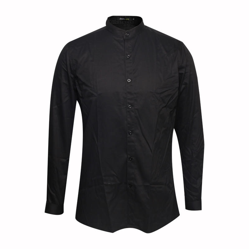 Custom High Quality Long Sleeves Buttons Shirts