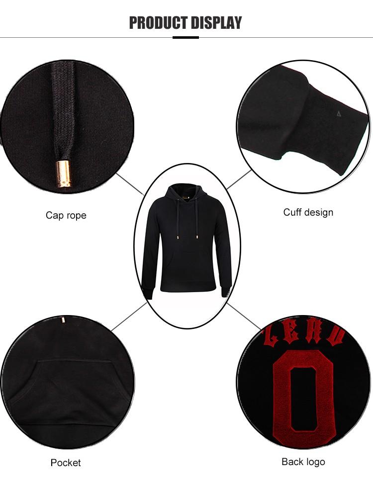 Global Weiye sleeveless cute pullover sweatshirts printing wholesale-4