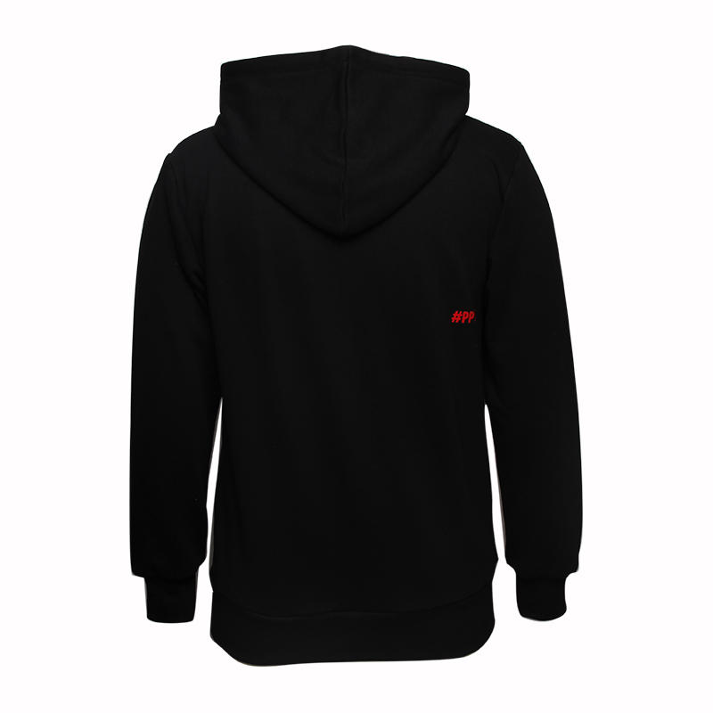 Full zip up hoodies printing logo