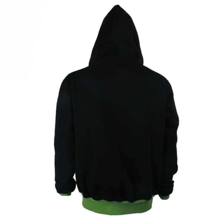 mens zip up hoodies design in china