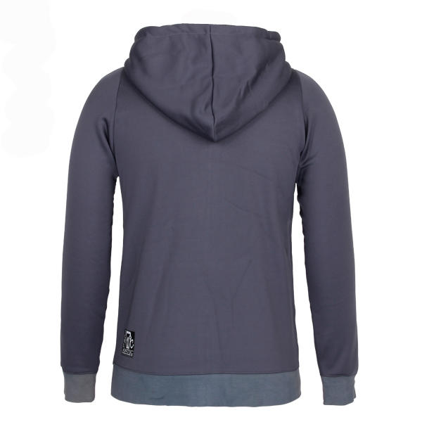 plain hoodies no logo zipper up oem