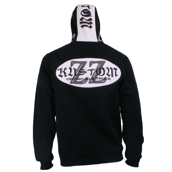 zip hoodie men's printed logo OEM