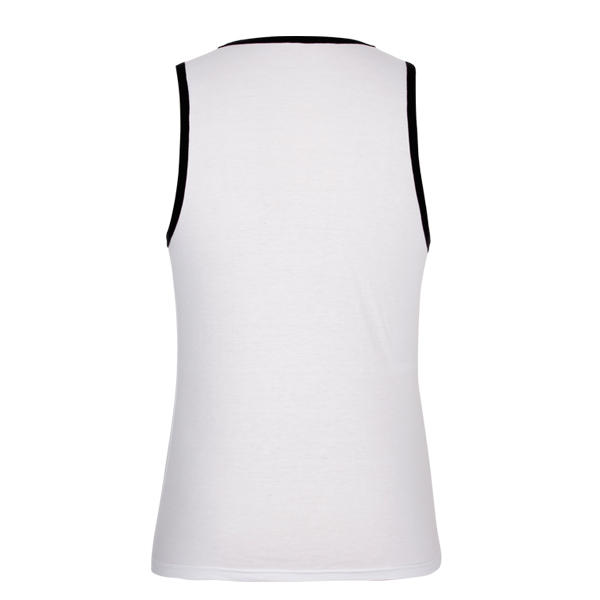 white tank top plain bank custom