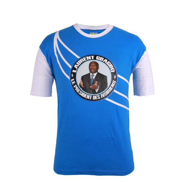 election t shirt laurent gbagbo custom
