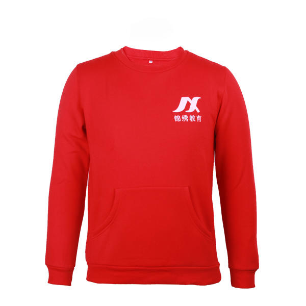 Sweatshirt custom and design in china factory