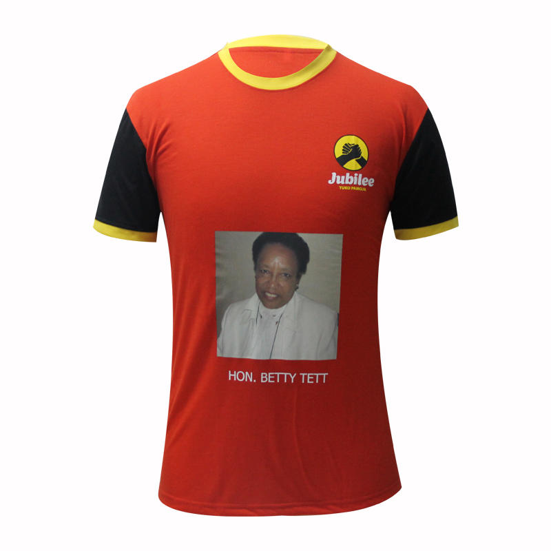 vote for me t shirt with hon betty tett