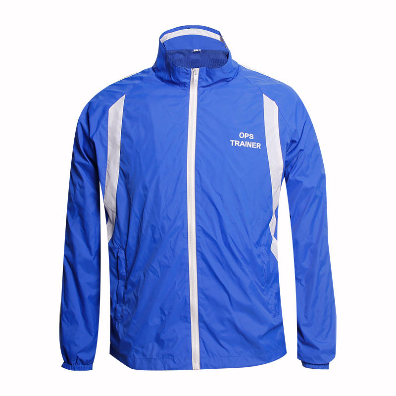 Windcheater lightweight waterproof jaket Custom