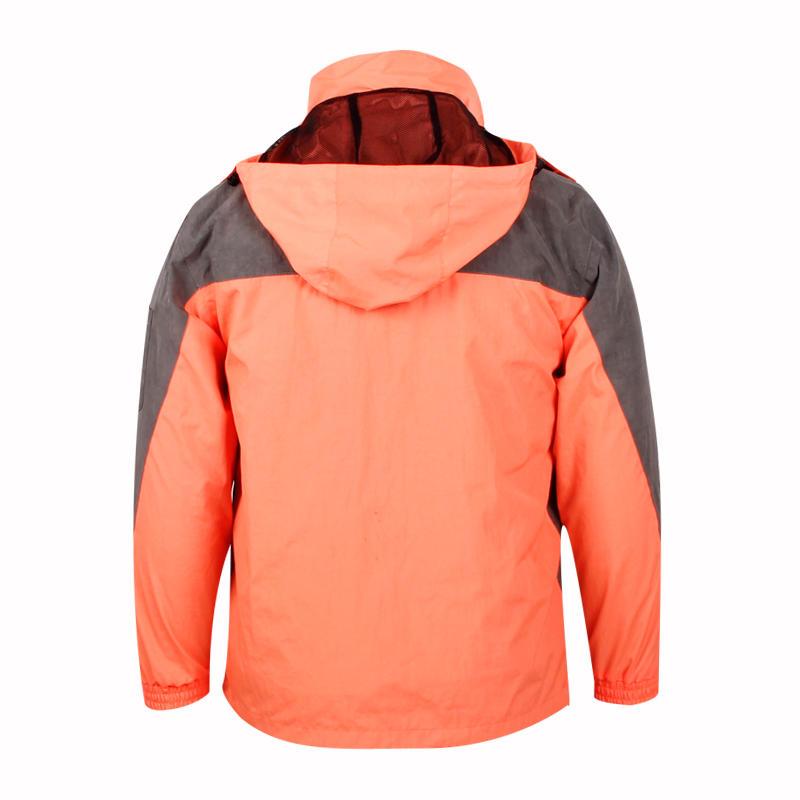 waterproof winter jacket polyester custom