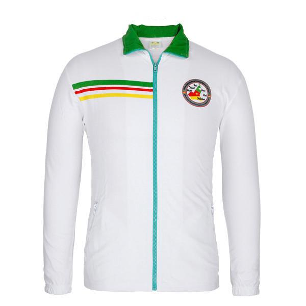 casual jacket 100% cotton custom
