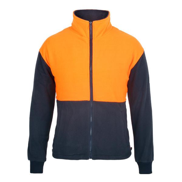 jacket design cut fleece fabric in china