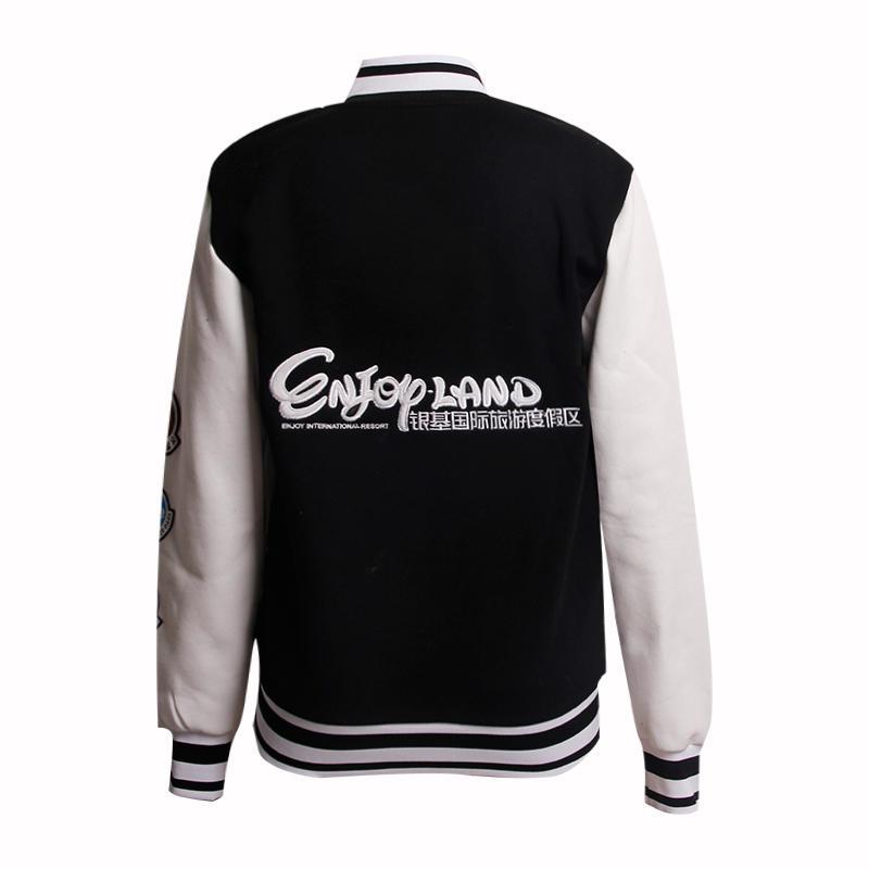 womens spring jacket ladies College Baseball jacket