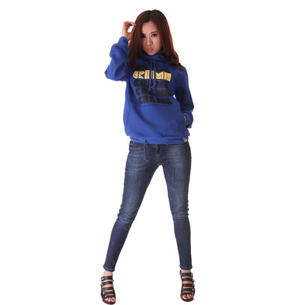 ladies pullover hoodies custom fleece printing