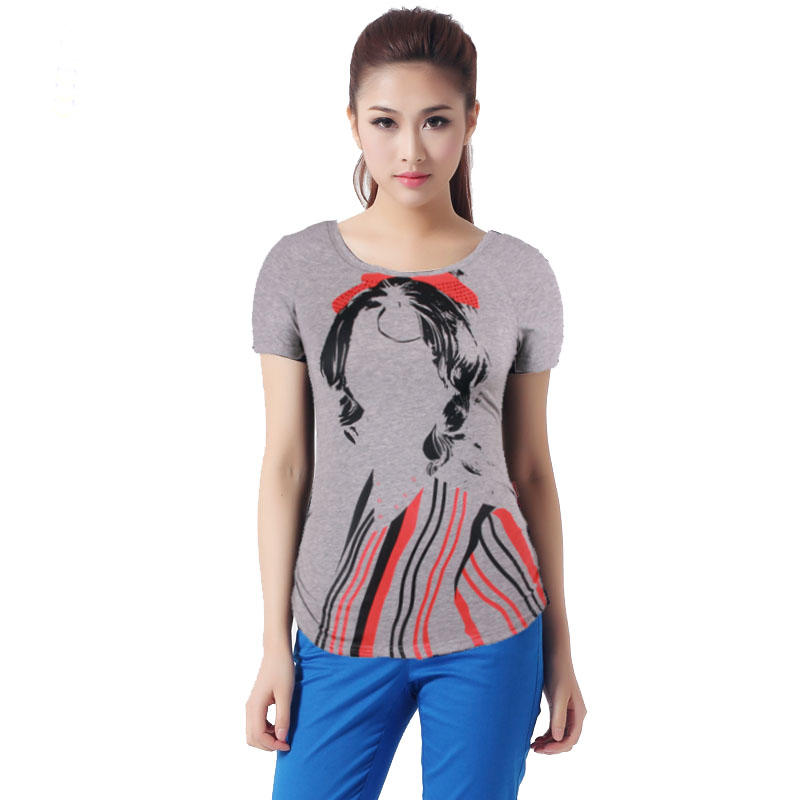 nice t shirts women for printing custom