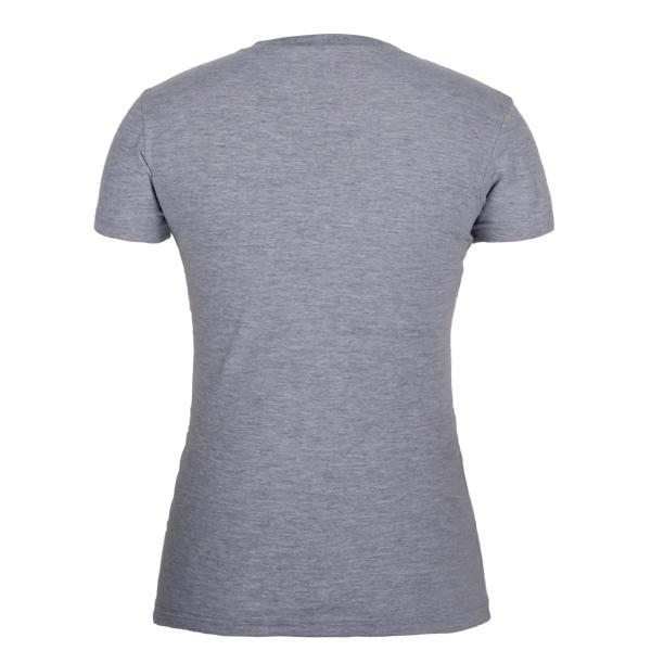 womens compression t shirt v neck printing