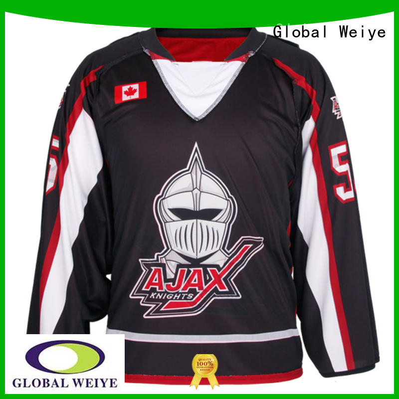 youth hockey jerseys latest wholesale Global Weiye