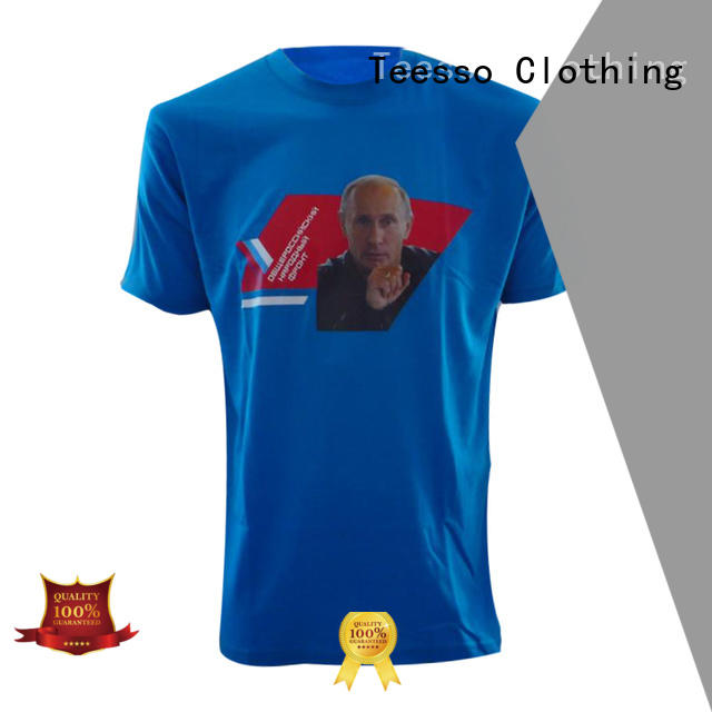 Teesso political vote t shirt suppliers for women