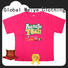 baby boys cotton t shirts neck for kids Global Weiye