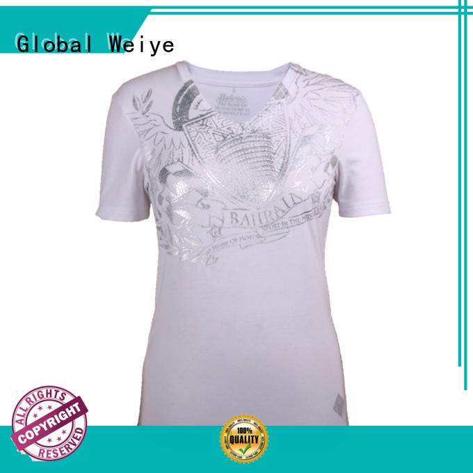 buy t shirts for women high quality for ladies Global Weiye