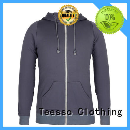 Teesso mens zip up hoodies ladies for men