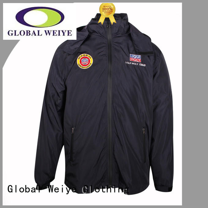 Global Weiye weather winter blazer jacket for women