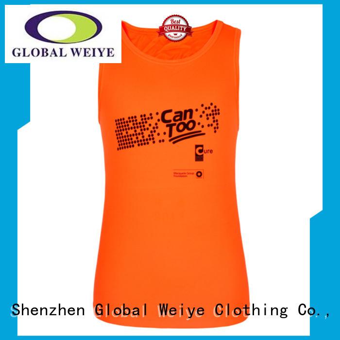 muscle tank tops new for men Global Weiye