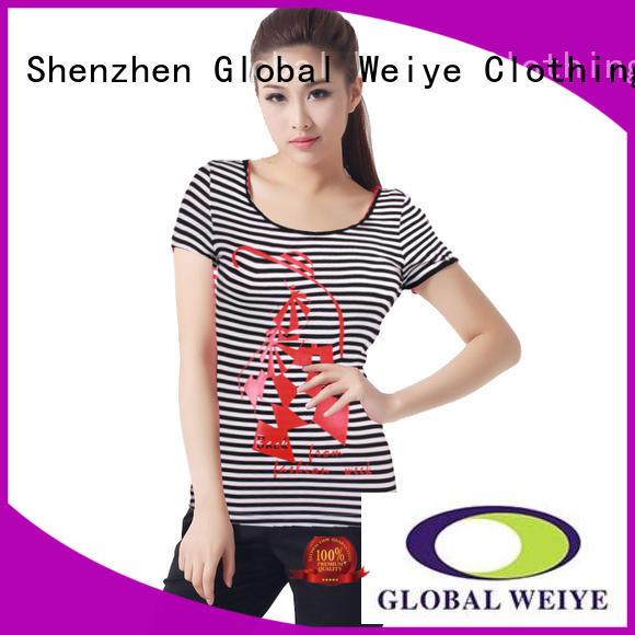 cute shirts for women hot sale for girls Global Weiye