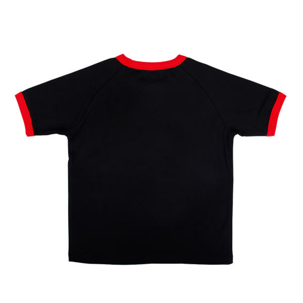 Global Weiye style cool kids t shirts long round for children-2