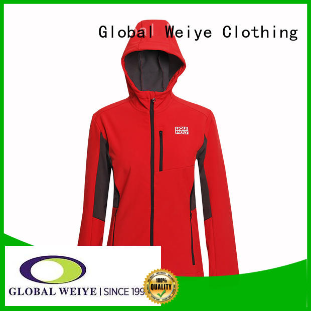 hot sale womens spring jacket on chest for women Global Weiye