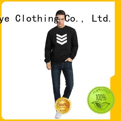 Global Weiye allpolyester sport sweatshirt for women