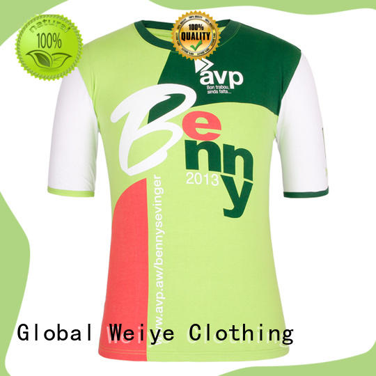 designed custom printed shirts online design for men Global Weiye