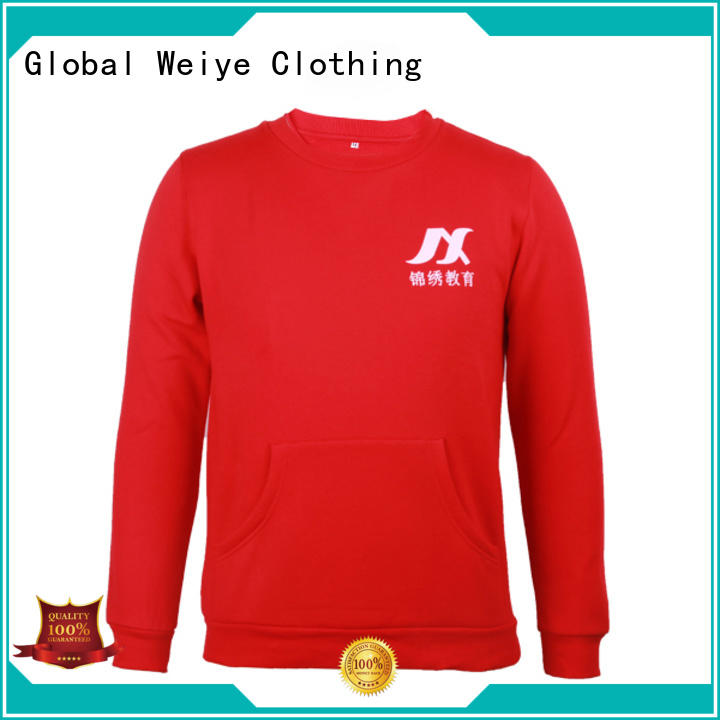cheap sweatshirts for men Global Weiye