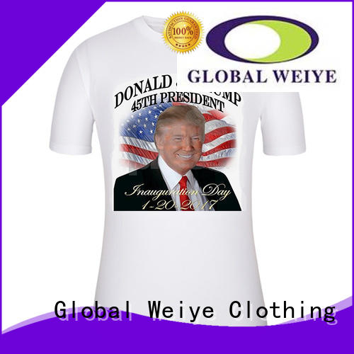 Global Weiye presidential vote t shirt sassou for sale