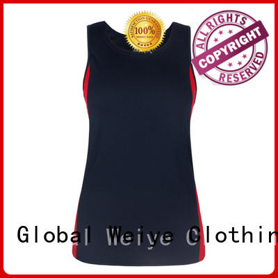 Global Weiye polyester youth basketball jerseys both sides wholesale