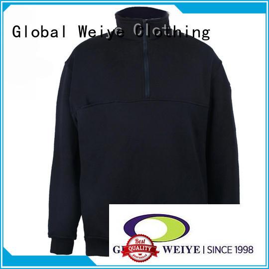 Global Weiye promotion long olive green jacket wholesale