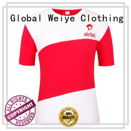 high quality mens fashion tee shirts supplier for party Global Weiye