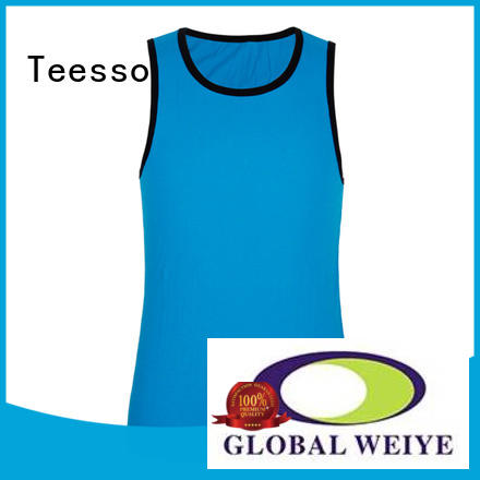Teesso mesh cheap tank tops design your own for men