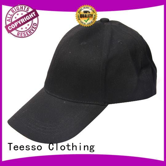 Teesso basketball cap blank for men