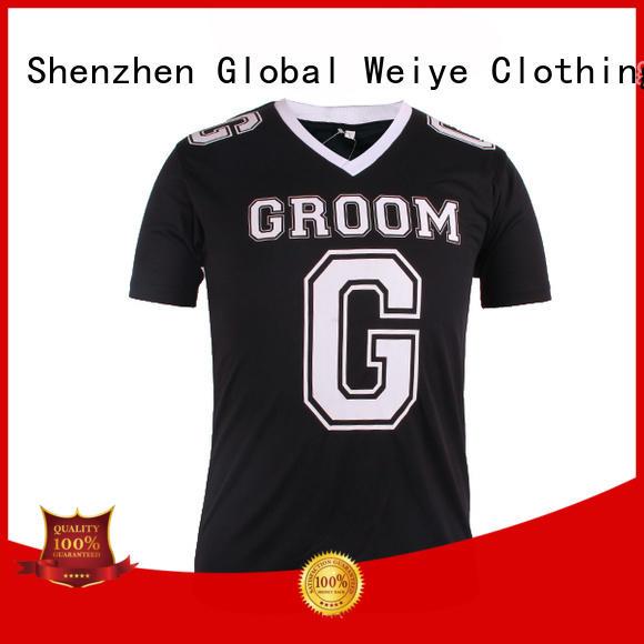 Global Weiye custom soccer jerseys custom your own shirt for men