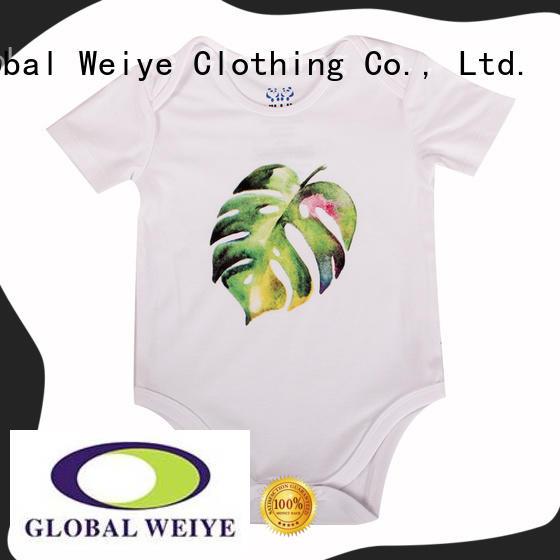 newborn girl rompers for baby Global Weiye