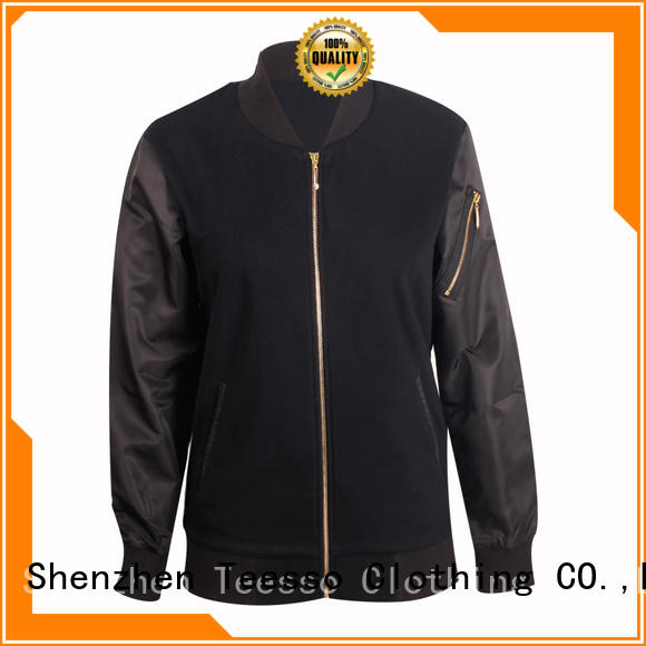 Teesso windproof hooded jacket mens suppliers for men