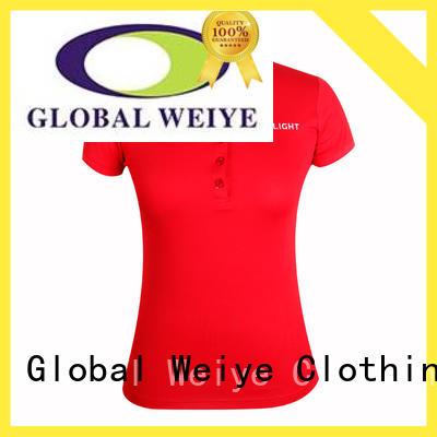 ladies work polo shirts latest for girls Global Weiye