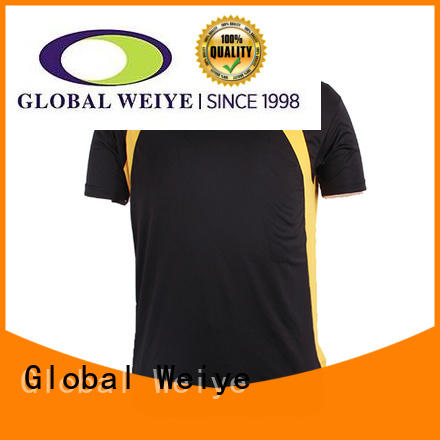 Global Weiye Brand shirt women blank cheap rugby clothing