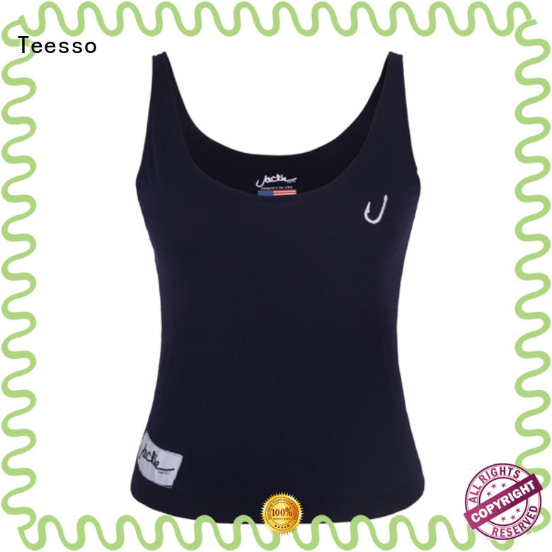 Teesso plain womens tank into for sale
