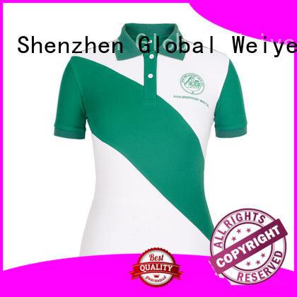 customized cheap ladies polo shirts bulk for ladies