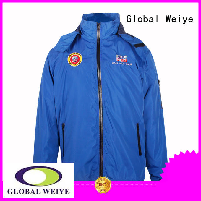 hot sale mens fall jacket designed wholesale Global Weiye