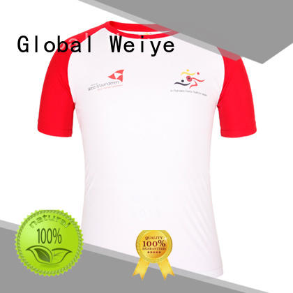 Global Weiye hot sale discount baseball jerseys design your own logo wholesale