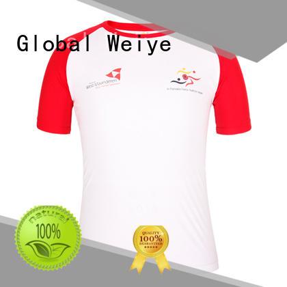 Global Weiye hot sale discount baseball jerseys design your own logo wholesale
