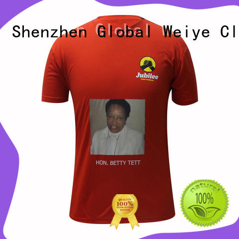 Global Weiye printing vote t shirt gbagbo for sale